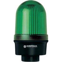 Trvalé světlo Werma, 219.200.00, 12 - 240 V/AC/DC, IP65, zelená