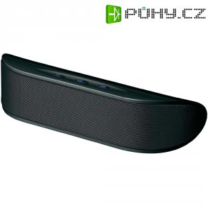 Mobilní mini reproduktor Cabstone Soundbar pro MP3-Player, Smartphones, černý