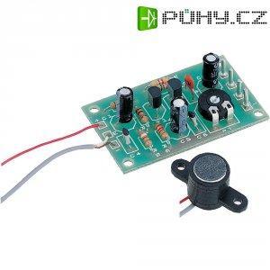 Předzesilovač pro kondenzátorový mikrofon (stavebnice)