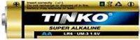 Baterie TINKO 1,5V AA(LR6) alkalická