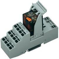 Zásuvná patice s průmyslovým relé WAGO 858-508, 230 V/AC, 5 A, 4 přepínací kontakty