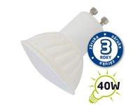 Žárovka LED SPOT GU10 5W bílá teplá