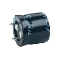 Snap In kondenzátor elektrolytický, 100 µF, 450 V, 20 %, 30 x 25 mm