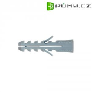Hmoždinky Fischer S 6, 6 mm, nylon, 100 ks