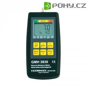 Měřič vlhkosti materiálů Greisinger GMH 3830, 112850, 0 - 100 %