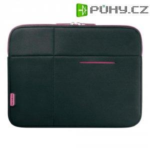 Ochranné pouzdro pro notebook Samsonite Airglow Sleeves, 33,8 cm, černé/růžové