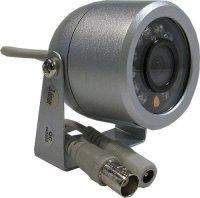 Kamera color CCD CR-018 se zvukem,12xinfra