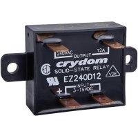 Elektronické zátěžové relé série EZ Crydom EZ240D18, 18 A