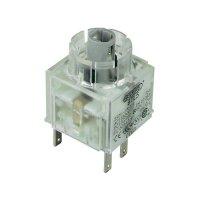 Tlačítko bez krytky Schlegel, BTL5, 250 V