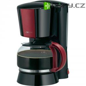 Kávovar Clatronic KA 3552, 870 W, černá/vínová