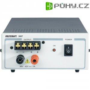 Spínaný síťový zdroj Voltcraft FSP-3607, 36 VDC, 7 A, 308 W