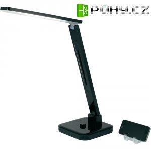 Stolní LED lampa s Bluetooth, 10 W, teplá bílá