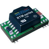 DC/DC měnič Recom RTM-1205S/H (10015911), vstup 12 V/DC, výstup 5 V/DC, 400 mA, 2 W