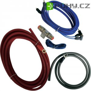 Sada audio kabelů Bull Audio, 35C941, 20 mm², 5 m