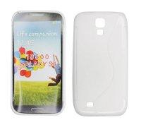 ForCell Zadní Kryt Lux S White pro Samsung i9500 Galaxy S4