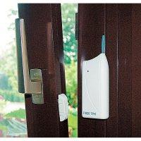2-kanálový bezdrátový dverní/okenní kontakt