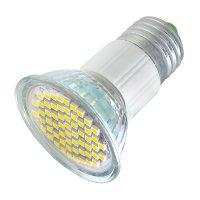 Žárovka LED E27/230V (60SMD) 4W - bílá teplá