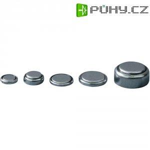 Knoflíková baterie na bázi oxidu stříbra Conrad energy SR66, velikost 377, 28 mAh, 1,55 V