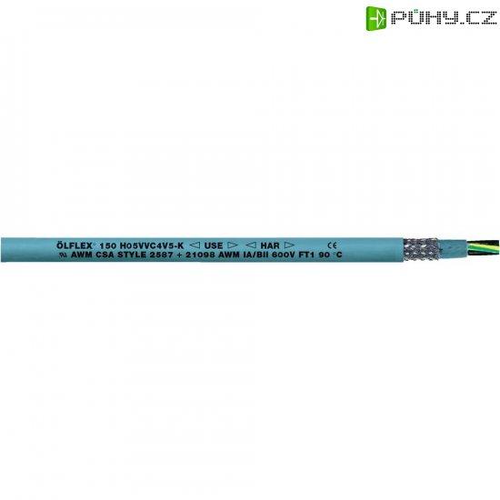 Ovládací kabel ÖLFLEXR 150 CY 7G2,5 AWG14 - Kliknutím na obrázek zavřete