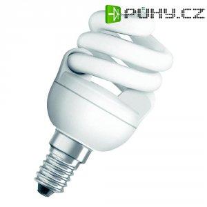 Úsporná žárovka spirálová Osram Superstar E14, 7 W, studená bílá