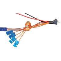 Napájecí kabel Modelcraft, JR, 150 mm, 0,50 mm²