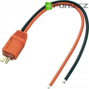 Napájecí kabel pro vyšší odběr Voltcraft, T zástrčka, 200 mm, 4 mm²