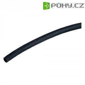 Smršťovací bužírka vodotěs. s tavným lepidlem 3/1 mm, černá