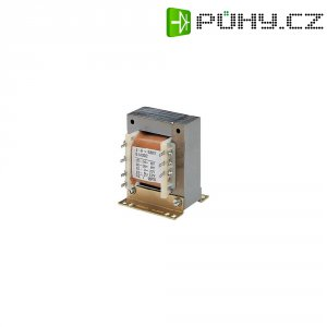 Síťový transformátor elma TT, 220V, 2x10/12/15V, 2x 1,2 A