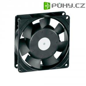 Axiální ventilátor EBM Papst, 3950 M, 230 V/AC, 29 dB(A), 92 x 92 x 25 mm