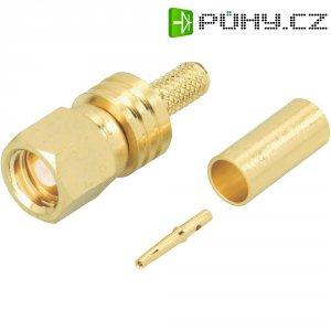 SMC propojka BKL Electronic 414004, 75 Ω, zástrčka rovná