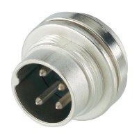 Přístrojová zástrčka Amphenol T 3486 000, 7pól., 3 - 6 mm, IP40