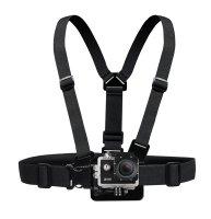 Držák na hlavu a hrudník ke kameře akční SENCOR 3CAM 4K01W Outdoor
