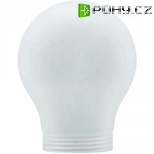 Stínítko pro žárovku Paulmann E14/E27, saténová