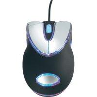 Podsvícená designová myš