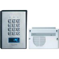 Kódová klávesnice s kontrolérem na omítku Sygonix, 43172V, 12 - 24 V/DC , IP66