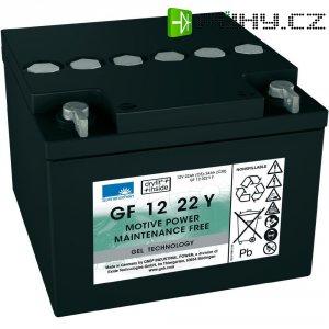 Gelový akumulátor, 12 V/22 Ah, Exide Sonnenschein GF-Y-F 8889761500