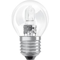 Halogenová žárovka Osram, 230 V, 42 W, E27, 2000 h