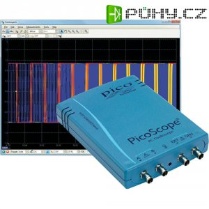 USB osciloskop pico PP710, 100 MHz, 2kanálový
