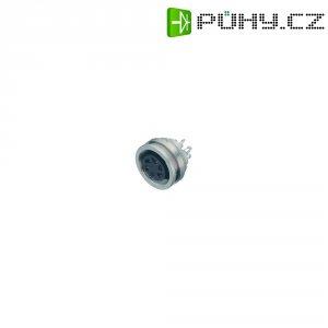 Kulatý konektor Binder 723 (09-0124-00-06), 6pól., 6 A, 0,75 mm², 4 - 6 mm, IP67