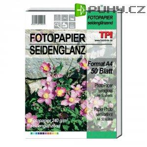 Fotopapír TPI A4 240G 50 listů POLOLESK