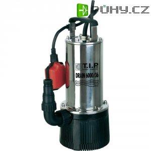 Čerpadlo na čistou vodu T.I.P. Pumpen Drain 6000/36, 950 W, černá/stříbrná/červená