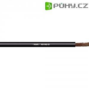 Gumový svářecí kabel LappKabel H01N2-D, 1x 25 mm², černá