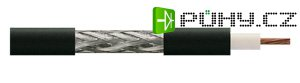 Vodič koax Nordix RGC54 PVC 5,4mm 100m (H155PVC)