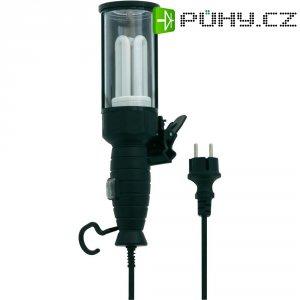 Pracovní svítilna s úspornou žárovkou, 20 W, E27, IP44