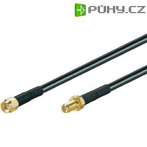Anténní prodlužovací kabel pro WiFi, SMA konektor, 1 m