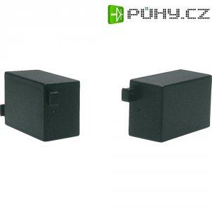 Modulová krabička MG Strapubox, (d x š x v) 45 x 30 x 22 mm, černá (MG 309SW)