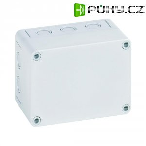 Svorkovnicová skříň polystyrolová EPS Spelsberg PS 1309-6-m, (d x š x v) 130 x 94 x 57 mm, šedá (PS 1309-6-m)
