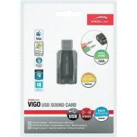 Zvuková.karta Speedlink USB PCI