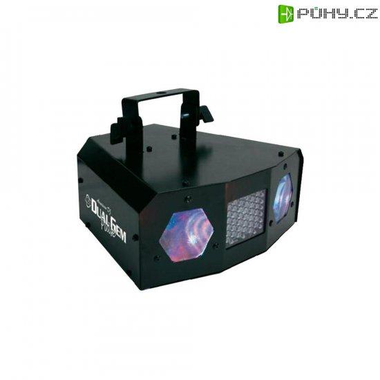 LED efektový reflektor ADJ Dual Gem Pulse, multicolour - Kliknutím na obrázek zavřete