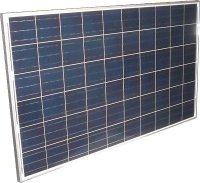 Fotovoltaický solární panel 260W polykrystalický